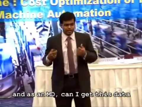 Open Automation 2011 Conference in Coimbatore – Bhagath, CEO, Kalycito