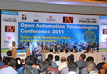 Open Automation Conference 2011 – Coimbatore