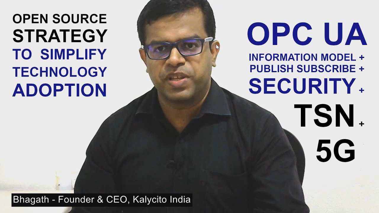 OPC UA and TSN – Introduction to Open Source Eco-system Project by Kalycito, OSADL & Fraunhofer IOSB